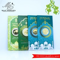 Logam Mulia HK GOLD Special Edition Ramadan