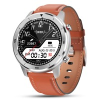 Torntisc B612 Smart Watch Women Men Full Round Touch Screen Colorful