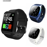 Cocosweet M26 Smartwatch Bluetooth untuk Android / iOS