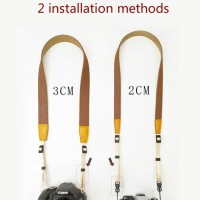 BEIYANG High Quality Quick Carry Speed 3-layer Camera Strap Soft
