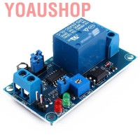 Yoaushop DC 5V Delay Relay with Timer Turn on off Switch Module With