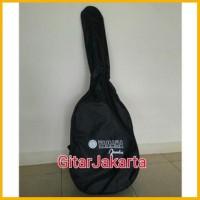 tas gitar bass merk yamaha jakarta anti air ransel softcase