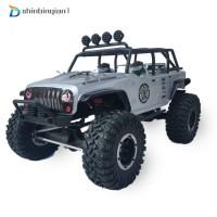 RTR Jkhobby 1073-sj Mainan Mobil Truk Off-Road RC 2.4G 4WD Skala 1 /