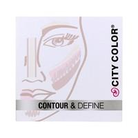 CITY COLOR Contour & Define Palette - 4 Shades
