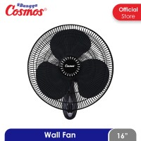 Cosmos Kipas Angin Wall Fan 16-WFG