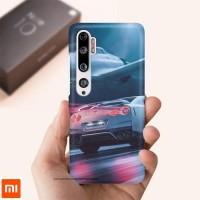 Casing case Xiaomi Mi Note 10 789 A6m2 Zero With Nissan Gtr Cgi Wd