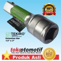 Extention Bar 1per2 Inchi x 3 Inchi TEKIRO Alat Bengkel Mobil