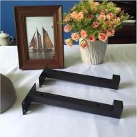 Heavy Duty Industrial Iron Shelf Brackets Scaffold Board Floating