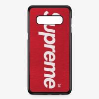 Casing Hardcase Samsung Galaxy S10 Plus Supreme Texture P0877