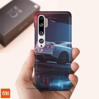 Casing hard case Xiaomi Mi Note 10 789 A6m2 Zero With Nissan Gtr C Ck