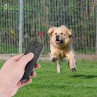 FOL❤ Ultrasonic Dog Repeller Animal Training Device Pet Anti
