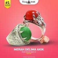 Alat Sulap Batu Cincin MD Akik Menyala - Uzop Magicshop (Ajaib)
