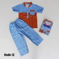 Koko Ammar Size 8,10,12 by Momina / Baju koko momina junior / baju