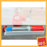 Peluru Submersible Pump Red Jacket china 1.5 HP