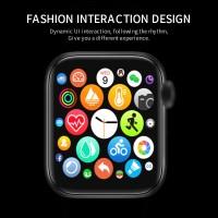 Longet Bluetooth 5.1 Smart Watch 1.3 IPS Full Screen Touch Blood