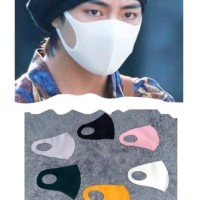 Masker K-Pop Scuba Premium Murah Meriah