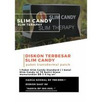SLIM CANDY PAKET STANDARD (2-6kg/minggu)