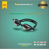 Ruihe Kacamata Renang Coating Mirrored Anti Fog UV Protection - RH6100