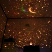 PROMO STAR MASTER Lampu Proyektor LED Bulan bintang