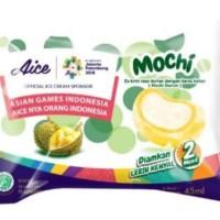 aice mochi durian eskrim ice cream