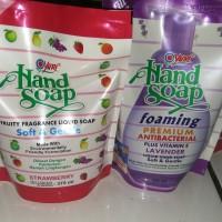 Hand Soap Yuri Sabun Cuci Tangan 375ml