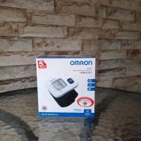 Tensimeter Omron HEM-6161 pergelangan tangan/Wrist Blood Pressure