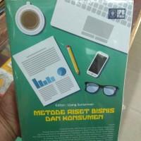 Metode Riset Bisnis dan Konsumen