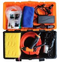 Paket Pompa DC Good Pump Box Cuci Semprot Portable Mobil Motor AC