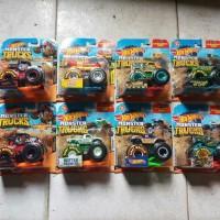 Hotwheels Monster Trucks se dus isi 8pc