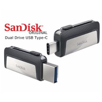 SANDISK FLASHDISK USB 3.1 OTG TYPE C 16GB /UP TO 150 MB/S