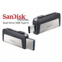 SANDISK FLASHDISK USB 3.1 OTG TYPE C 64GB /UP TO 150 MB/S
