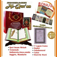 Promo Pen Digital Al Quran Talking Al Fatih Al Mubarak
