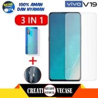 Tempered Glass Vivo V19 Screen Protector Anti Gores Kaca Vivo V19 2020
