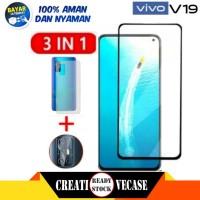 Tempered Glass Vivo V19 2020 Screen Protection Camera Lens