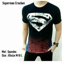 kaos superman keren