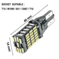 Lampu Senja LED Canbus 45 Titik SUPER BRIGHT SMD