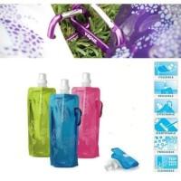 B82 Vapour Botol Minum Vapur Botol Air Lipat Portable Bottle BPA FREE