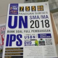 Buku UN IPS SMA/MA 2018 BANK SOAL