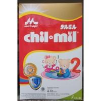 Morinaga Chil Mil 6-12 bulan 800gr