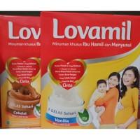 LOVAMIL Vanila - coklat 120 gr