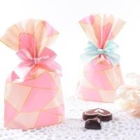 plastik packing kue  cookies  Snack lucu kekinian motif mozaik