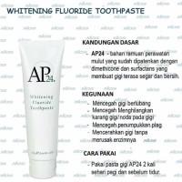 AP24 Fluoride Tooth Paste | Pasta Gigi Nu Skin AP24