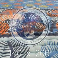 Kasur Lantai Palembang UKURAN STANDART 140 x 200cm KUALITAS UNGGULAN