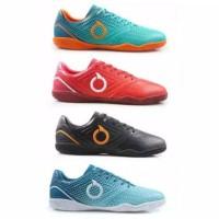 Sepatu Futsal Ortuseight Genesis IN - Black