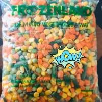 Vegetable frozen sayuran beku KK