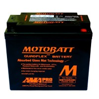 Aki Motor Harley Davidson Heritage Softail Motobatt MBTX2OUHD
