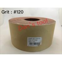 Amplas Roll Grit 120 x 50 meter / Amplas Roll Kain