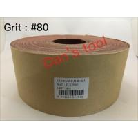 Amplas Roll Grit 80 x 50 meter / Amplas Roll Kain