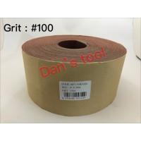 Amplas Roll Grit 100 x 50 meter / Amplas Roll Kain