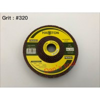 Batu Sponge Grit 320 / Sponge Polishing Wheel / Gurinda Poles Sponge